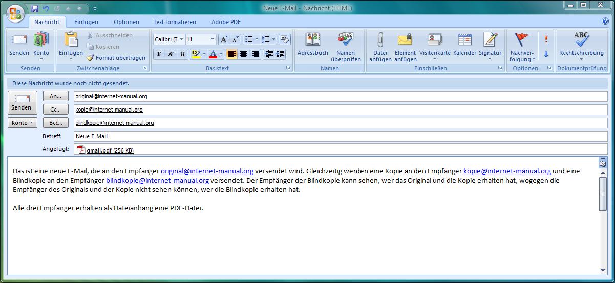 Mailprogramme